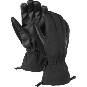 NWOT Women's Burton black Profile Gloves, Sz. M